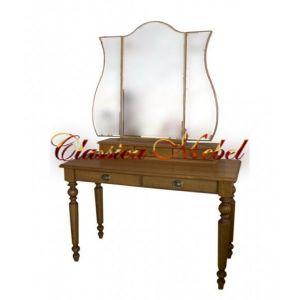 Туалетный столик Лика (медовый дуб)