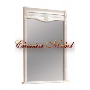 Зеркало Лика (белая эмаль)