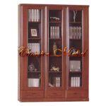 Шкаф книжный CB.28N.3M.B