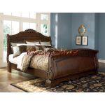 Кровать King Size B553-76-78-79 (North Shore)