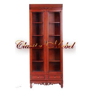 Шкаф книжный CB.137.2.B
