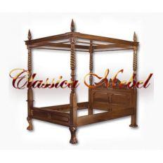 Кровать YBC200200-27