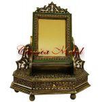 Зеркало макияжное с ящиком h50 L45 w13см