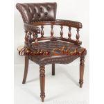 Кресло 12028 brown