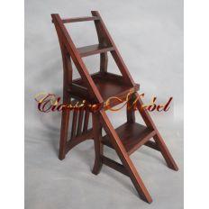 Библиотечная лестница-стул XLS-C