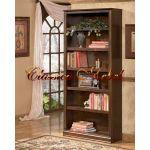 Книжный шкаф H527-17 (Hamlyn)