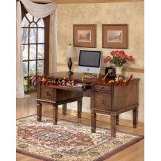 Компьютерный стол H527-26 (Hamlyn)