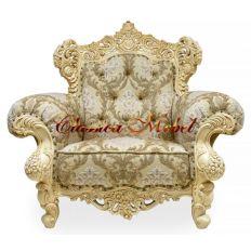 Кресло SS.385.1.B (орех)