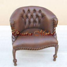 Кресло TR-2389 (орех)