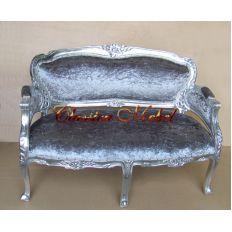 Софа TR-1106 (серебро)
