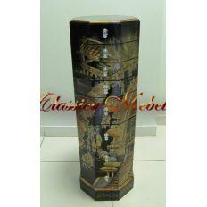 Тумба TR-95-0011 (золотая река)