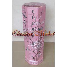 Тумба TR-95-0011 (розовая)