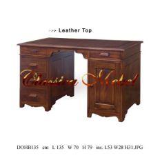 Стол письменный YDOHB135-M