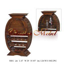 Подставка под бутылки (мини бар) RBA-M