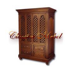 Шкаф для ТВ TVF4C-M