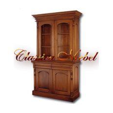 Шкаф книжный BCA2-M