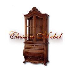 Шкаф книжный BCC-M