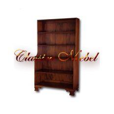 Шкаф книжный BSA-M