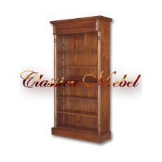 Шкаф книжный BSAH-M