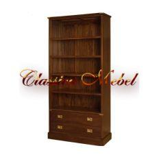 Шкаф книжный BSM2D-M