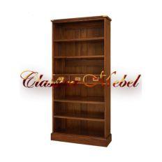 Шкаф книжный BSM3DC-M
