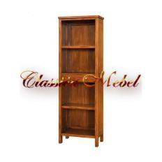 Шкаф книжный BSPL1D-M