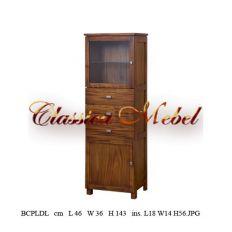 Шкаф книжный BCPLDL-M