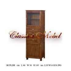 Шкаф книжный BCPLDR-M