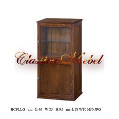 Шкаф книжный BCPLLG-M