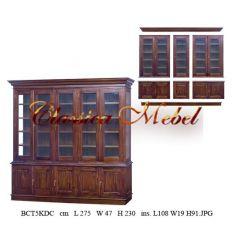 Шкаф книжный BCT5KDC-M