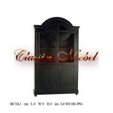 Шкаф книжный BCTA2