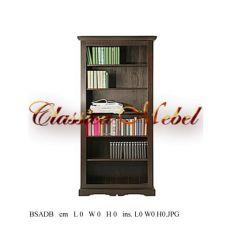 Шкаф книжный BSADB