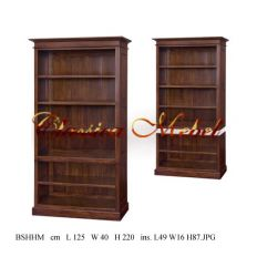 Шкаф книжный BSHHM-02