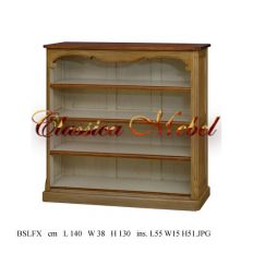 Шкаф книжный BSLFX-M