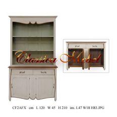 Шкаф книжный CF2AFX-M