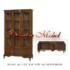 Шкаф книжный DCAA11-02