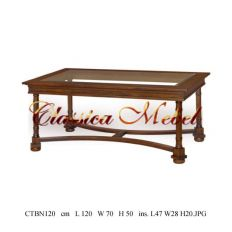 Кофейный столик CTBN120-M