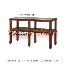Кофейный столик CTGPT140-M