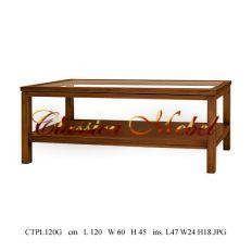 Кофейный столик CTPL120G-M