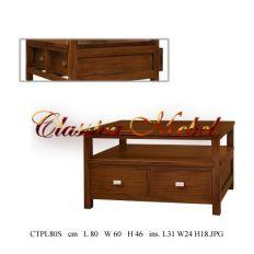 Кофейный столик CTPL80S-M