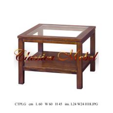 Кофейный столик CTPLG-M