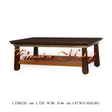 Кофейный столик CTSR120-LM