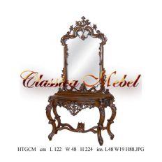 Консоль с зеркалом HTGCM-02