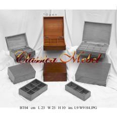 Чайная коробка BT04-M