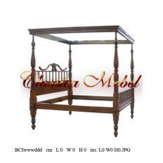 Кровать BCIwwwddd