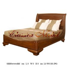 Кровать SBBSwwwddd
