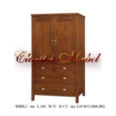 Шкаф WBPL2-M