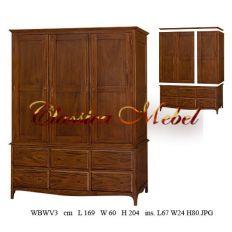 Шкаф WBWV3-M