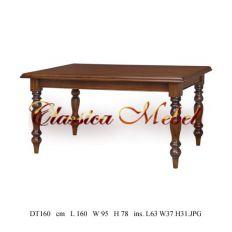 Стол обеденный DT160-M