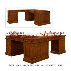 Стол письменный DOW-05